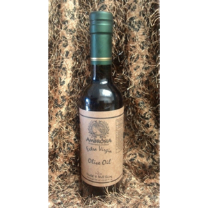 Extra Virgin Olive Oil - Herbal Garlic Infused - 375ml, 12.68 fl oz